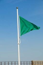 drapeau plage #1
